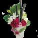 水やり不要の祝い花の贈り物【祝い竹炭】